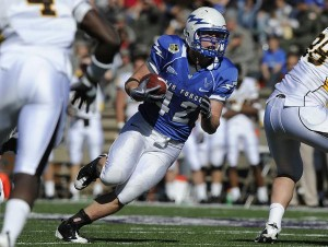 donjoy stabilizing ankle brace1 300x226 Air Force academy fullback Jared Tew seen wearing DonJoy