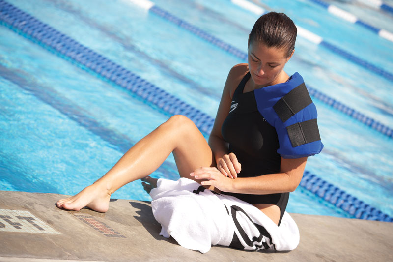 swimming How To Use Cold Therapy to Heal Swimming Injuries