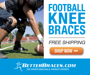 BetterBracesBanner2 Best Knee Brace for Football Players