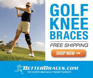 Golf Knee Braces