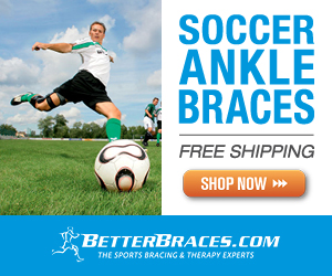 Soccer Ankle Braces
