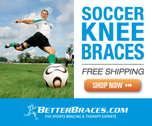 BetterBracesBanner9 Best Knee Brace for Soccer   DonJoy Playmaker II