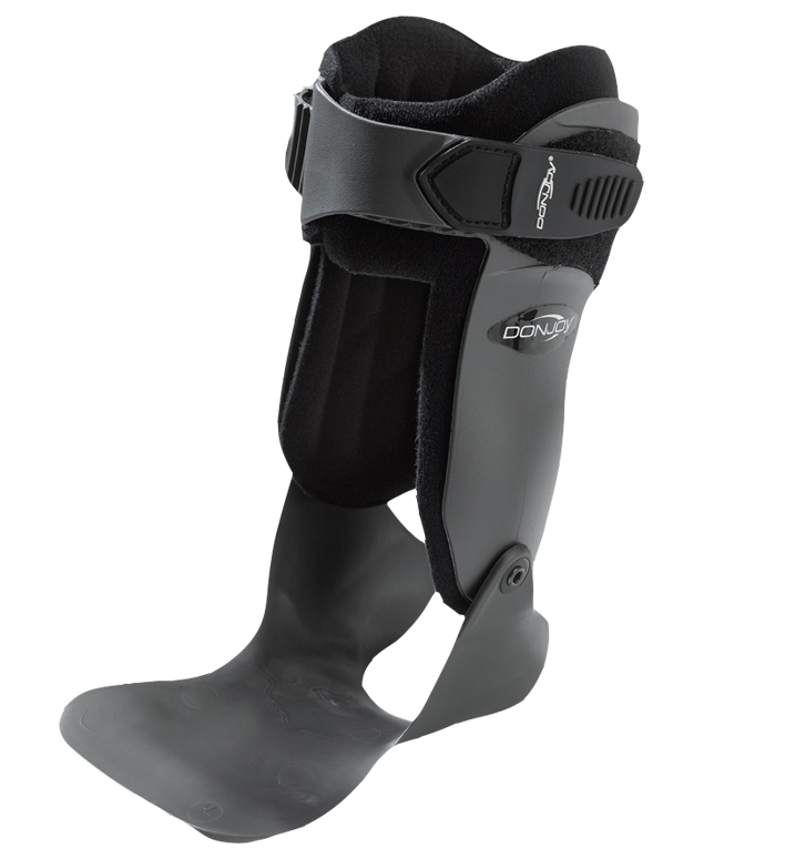 how to put on futuro sport ankle support