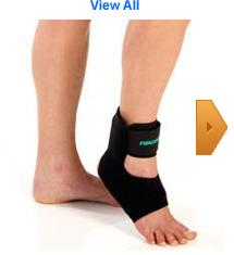 Aircast Ankle & Foot Braces