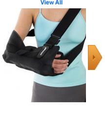 Aircast Shoulder Supports