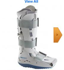 Aircast Walking Braces