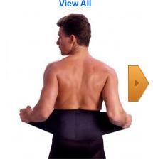 Weightlifting Back Braces