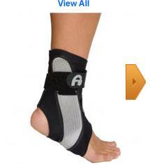 Weightlifting Ankle Braces