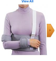 ProCare Shoulder Supports