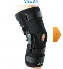Soft Hinged Knee Braces