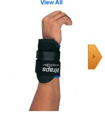 Football Wrist Supports