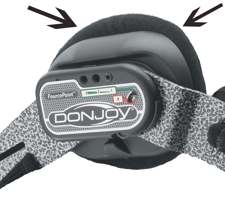 DonJoy Condyle Pad Kit