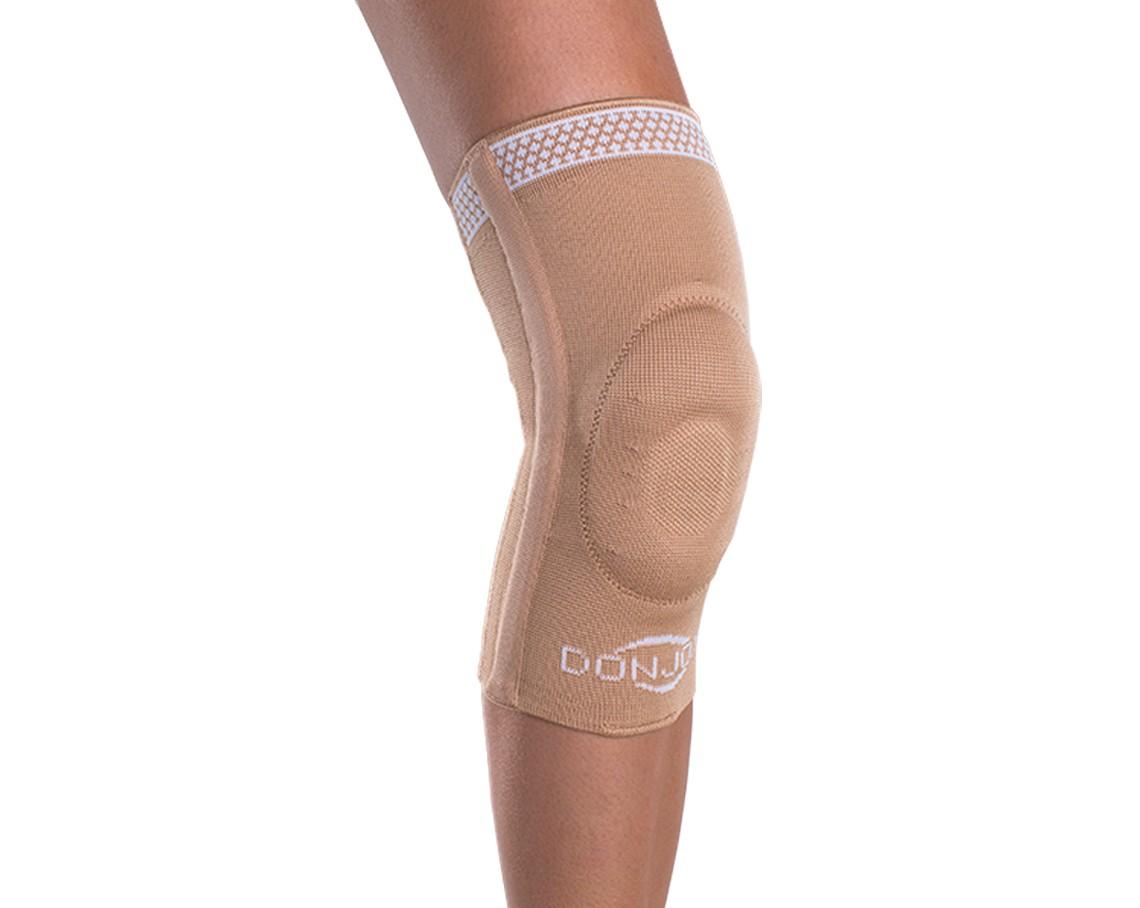 DonJoy Deluxe Elastic Knee Sleeve - Beige