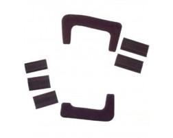 FullForce Suede Strap Pad/Liner Kit