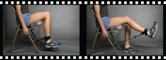 Knee Exercises For Knee Pain And Rehabilitation