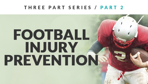 prevent common football injuries
