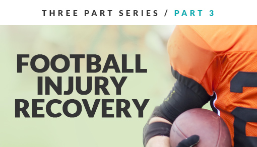 recover from football injuries