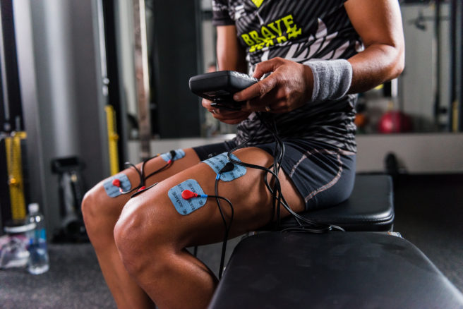 Compex Quad Recovery