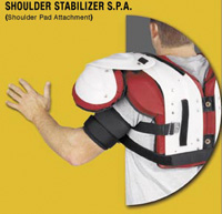 DonJoy Shoulder Stabilizer Shoulder Pad Attachment (SPA)