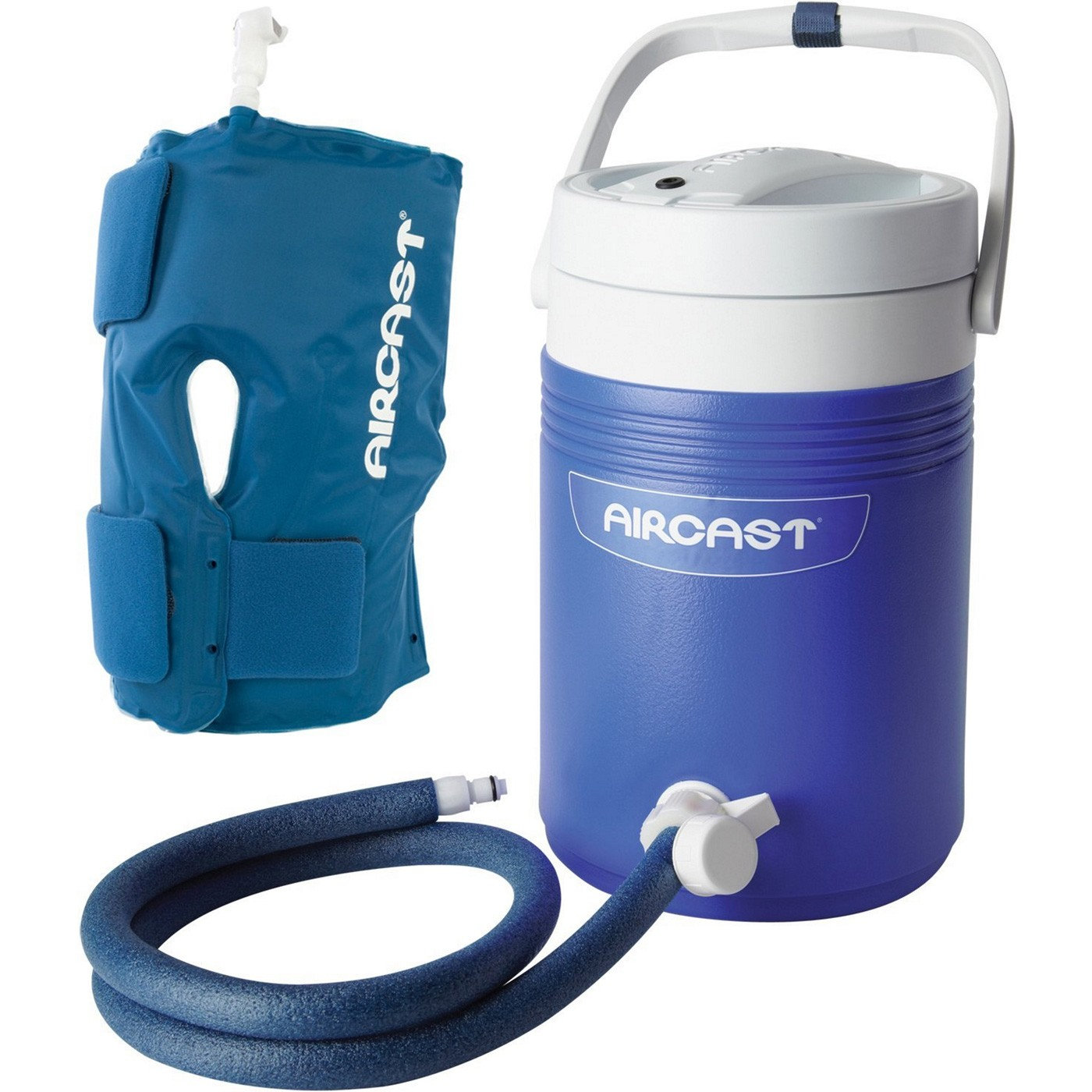 Aircast Knee Cryo Cuff W Gravity Cooler