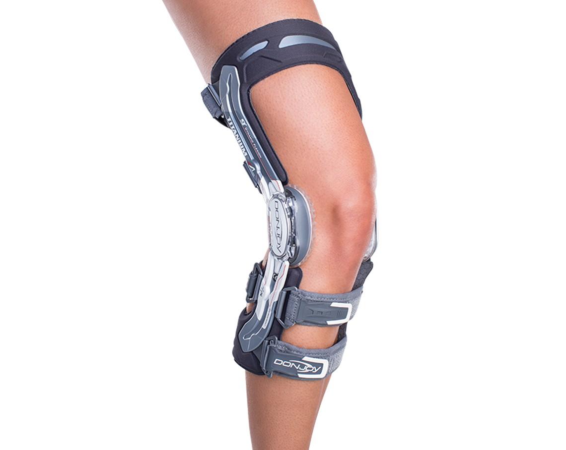 e63825b274 A22 Titanium Custom Knee Brace by DonJoy