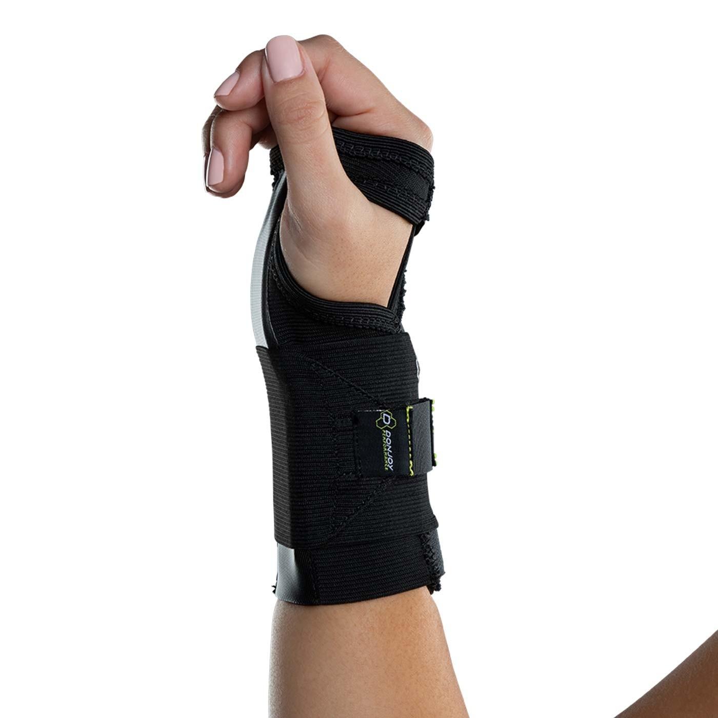Donjoy Performance Bionic Elastic Wrist Brace Medium Support Posture Corrector Shoulder Elastis Previous