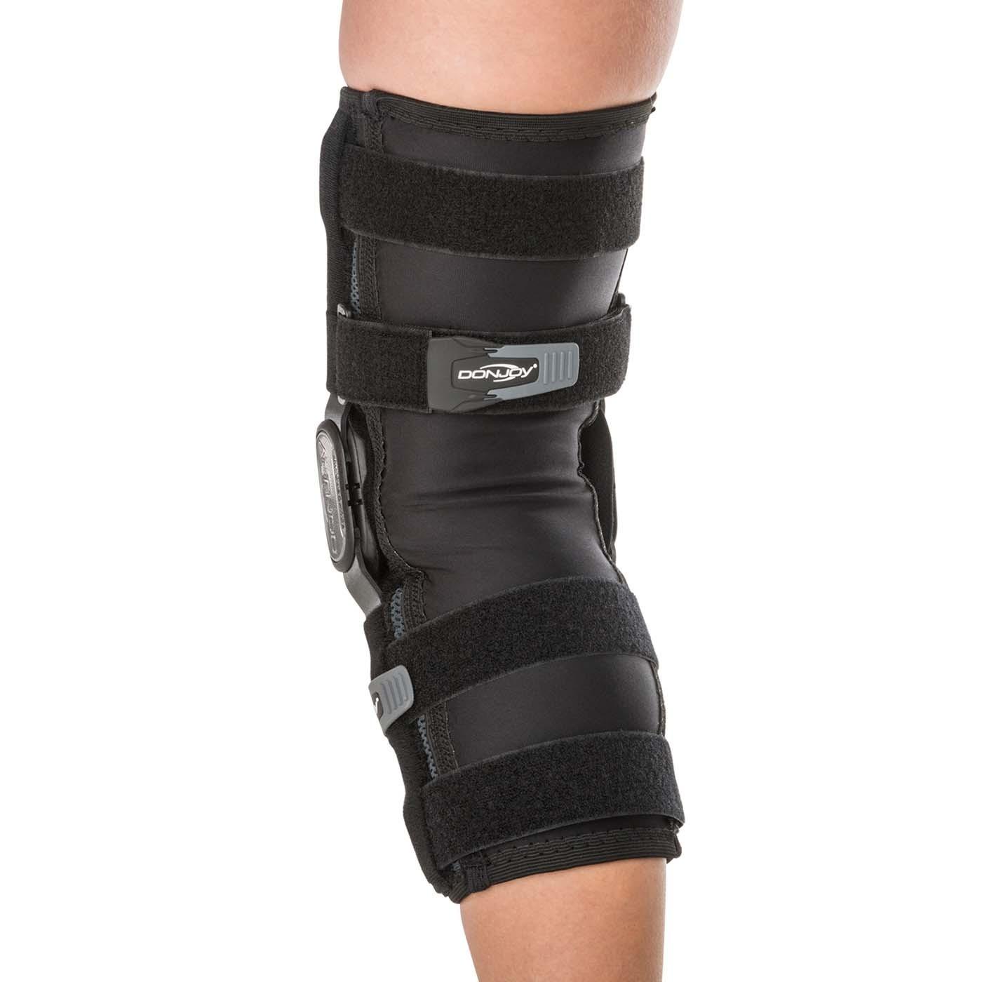 09b7e47a34 Donjoy Fourcepoint Knee Brace Instructions