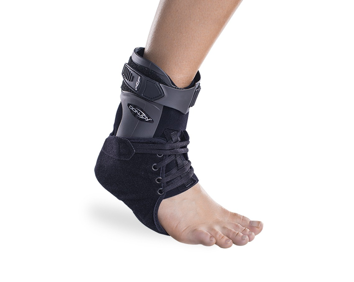 donjoy velocity ankle brace never sprain your ankle again