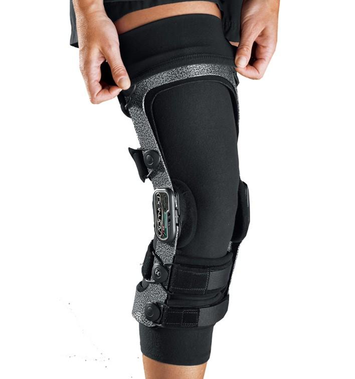 6137e509c8 DonJoy Undersleeve Cotton/Lycra for Knee Braces