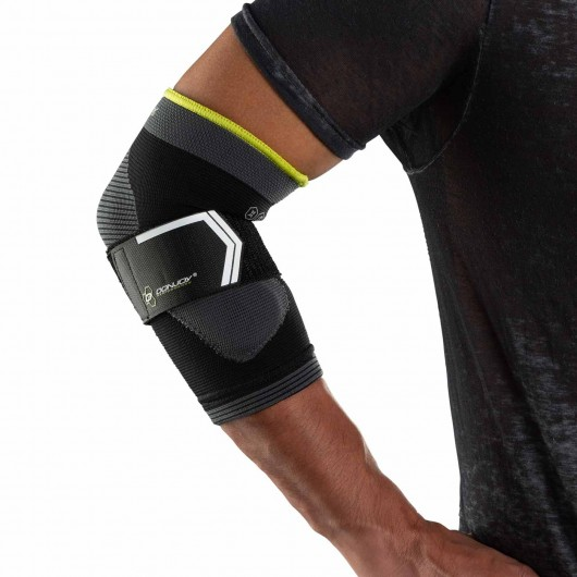 Donjoy Performance Deluxe Knit Elbow Sleeve With Strap For