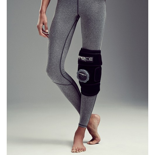 Hyperice Knee Ice Compression Wrap Ice Knee Brace