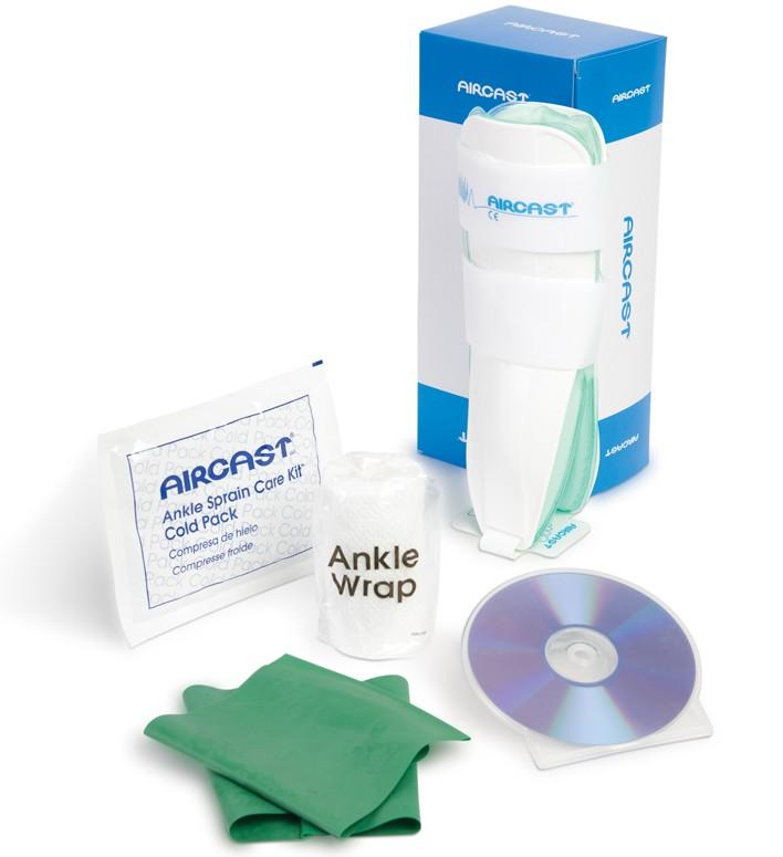 Aircast Ankle Sprain Care Kit