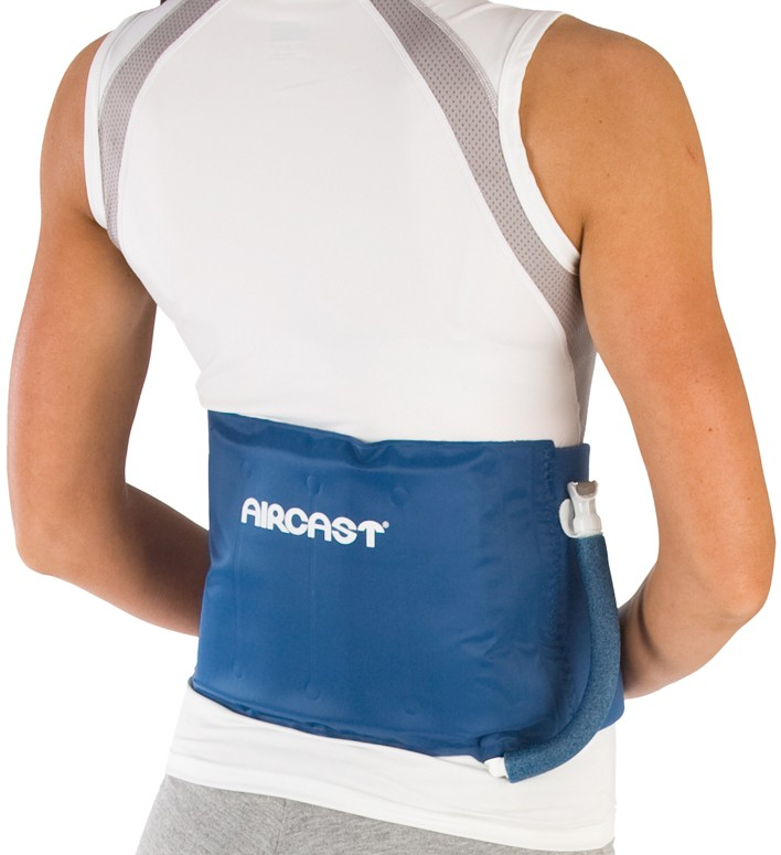 Aircast Backhiprib Cryocuff Wcooler