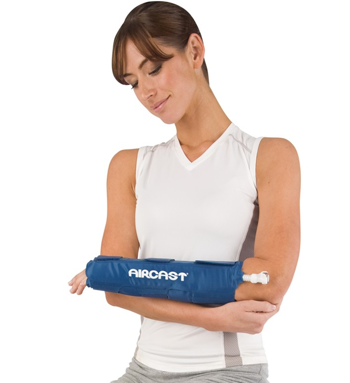 Aircast Hand Wrist Cryocuff Wcooler