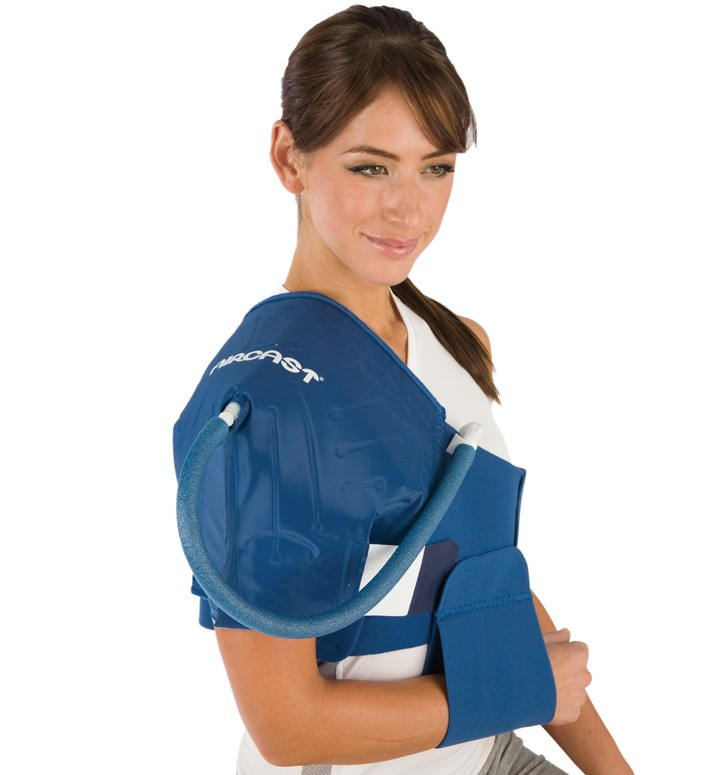Aircast Shoulder Cryo/Cuff w/Cooler