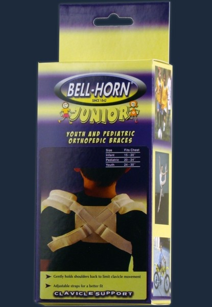 Bell-horn Juior Clavicle Support