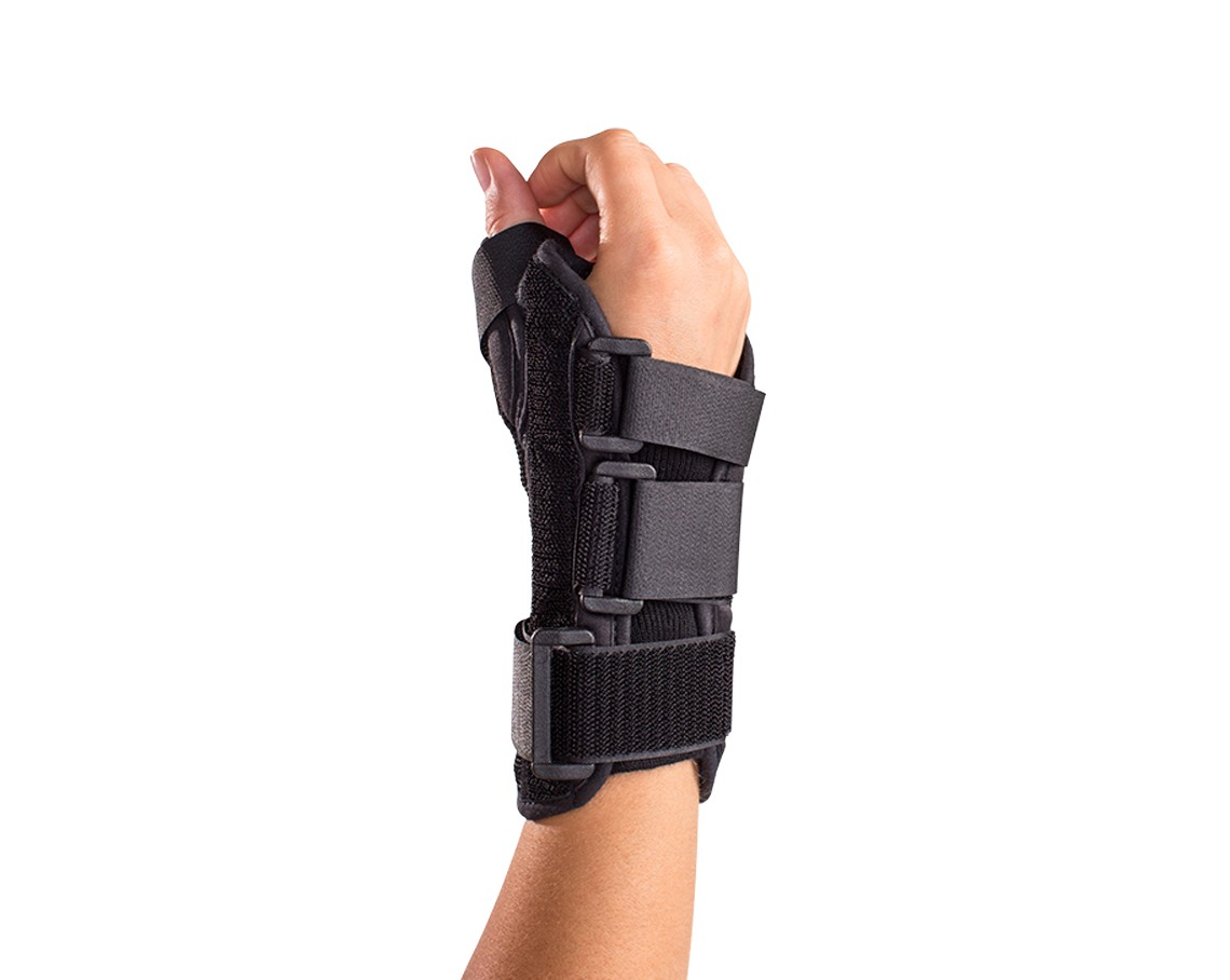 donjoy comfortform wrist  u0026 thumb support