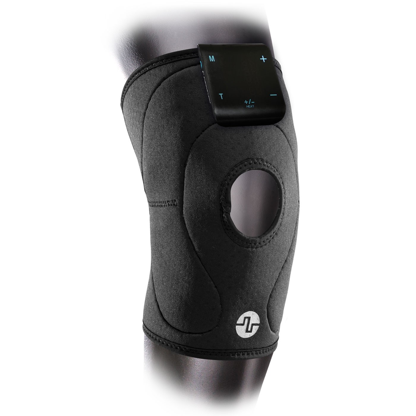 Compex TENS/HEAT Knee Wrap - Main Image