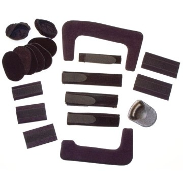 Defiance Replacement Straps & Pads Kit