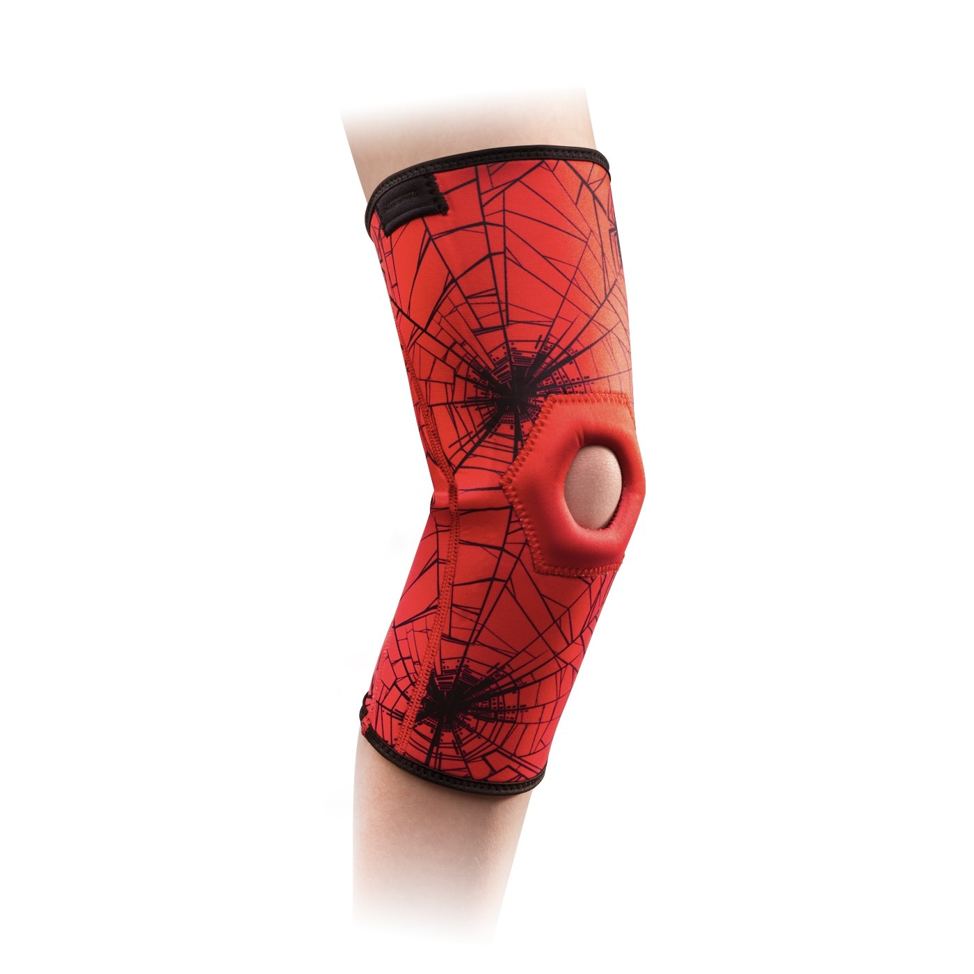 DonJoy® Advantage Youth Patella Knee Sleeve Featuring Marvel