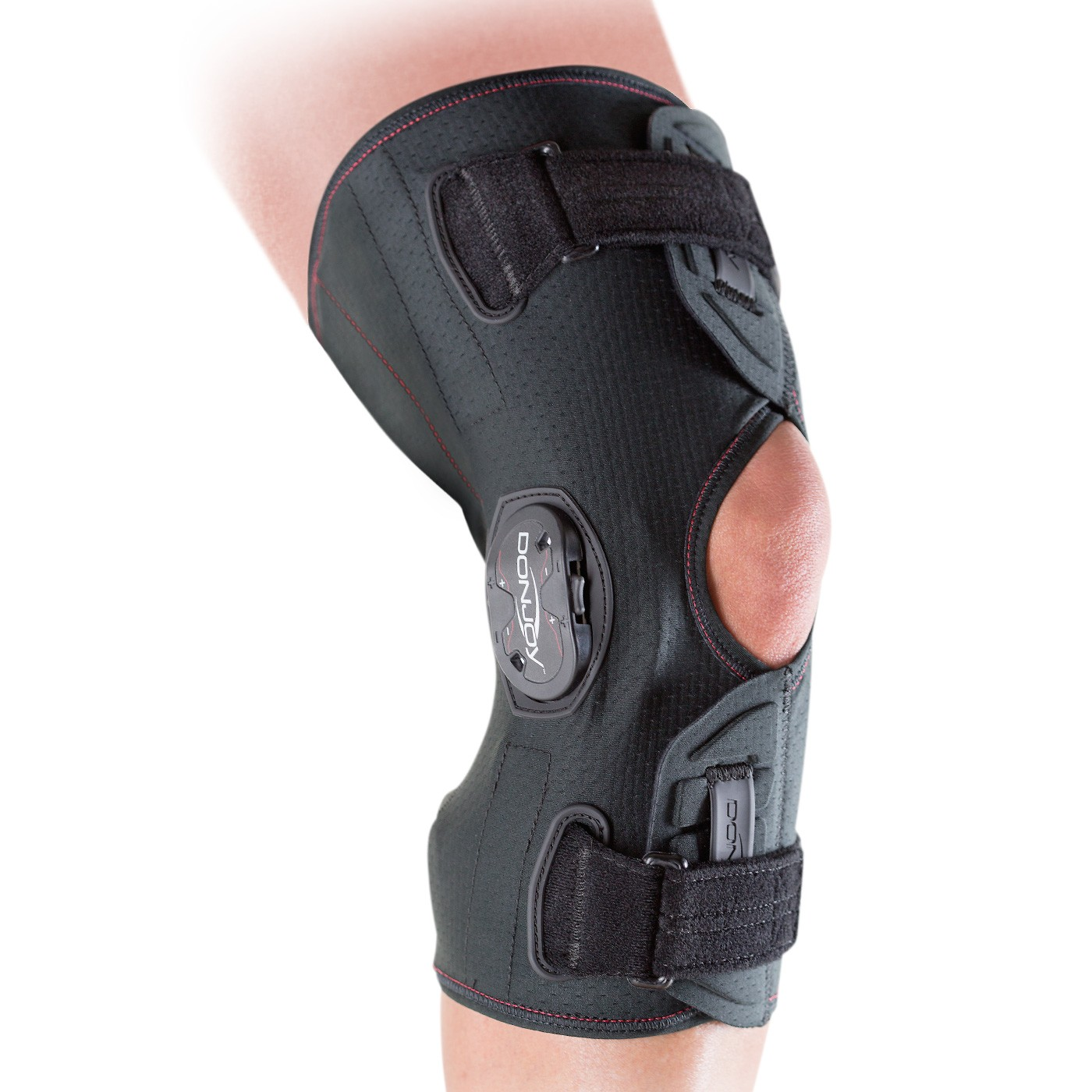 DonJoy Clima-Flex OA Knee Brace - On Skin