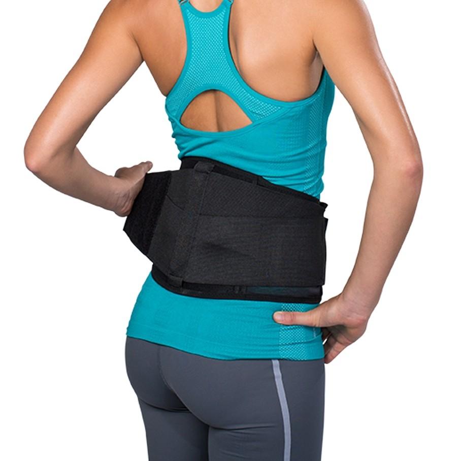 DonJoy ComfortFORM Back Support Back Side Pull