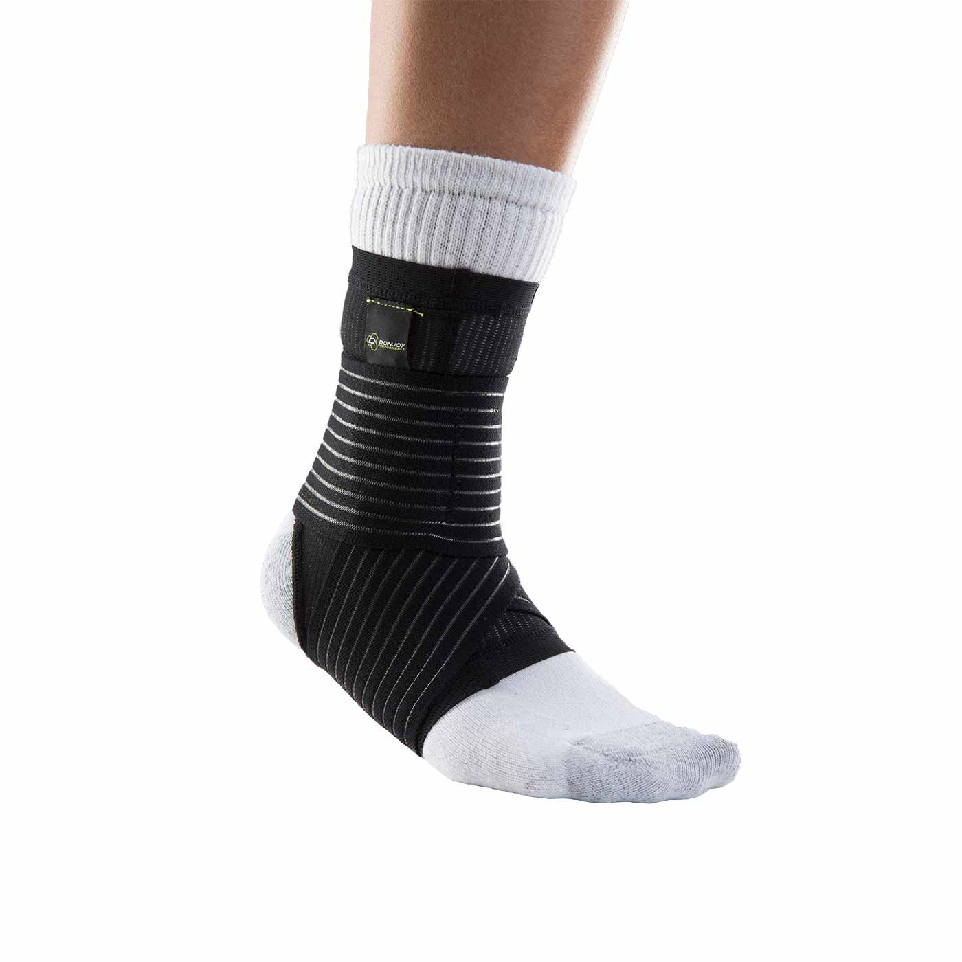 DonJoy Performance Figure 8 Ankle Sleeve with Straps