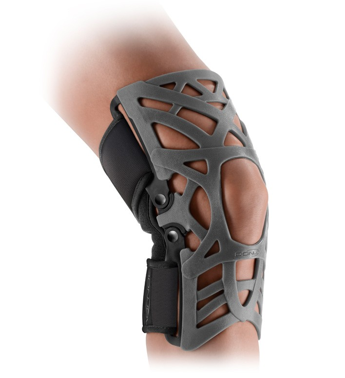 DonJoy Reaction Knee Brace - Gray