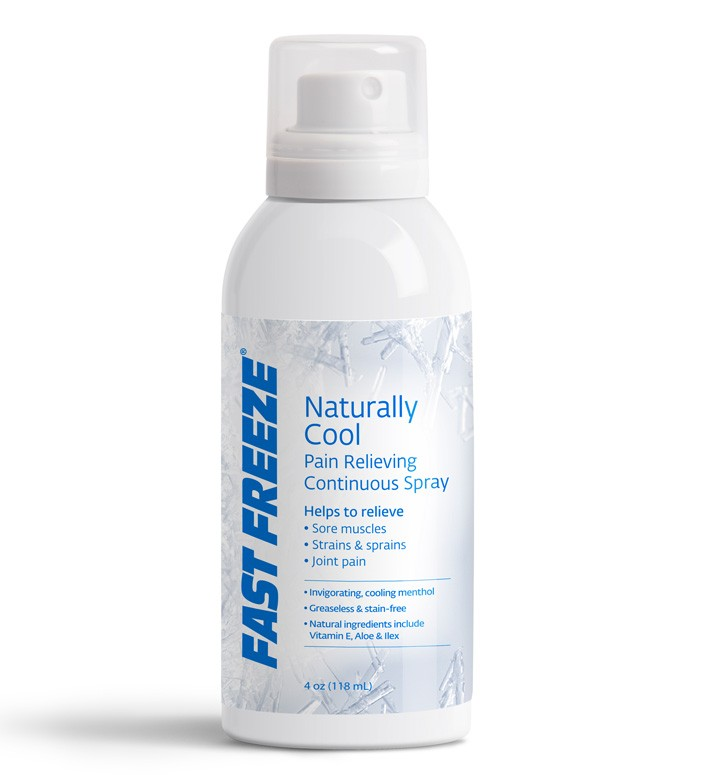 Fast Freeze Spray - Continuous