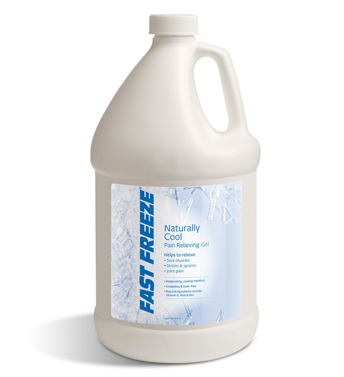 Fast Freeze Gel - 1 gallon pump