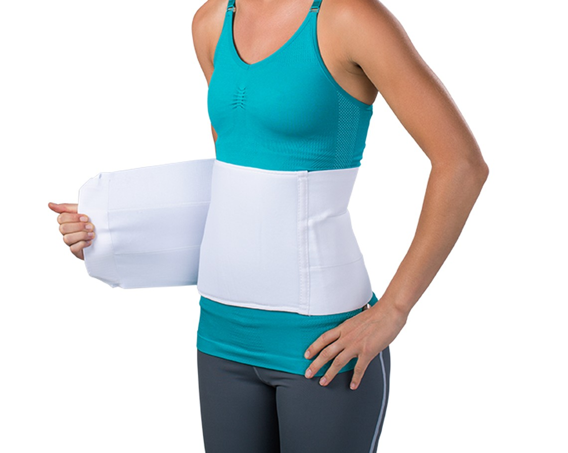 DONJOY ELASTIC ABDOMINAL SUPPORT
