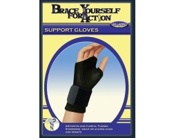 Bell-Horn Support Gloves
