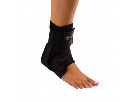 Anaform Lace-Up Ankle Brace - On-Skin Right