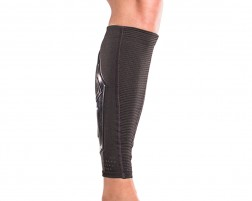 TriZone Calf Support - Black Front
